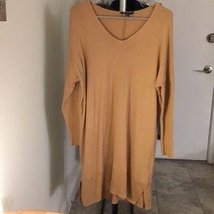 American Eagle oversized sweater dress